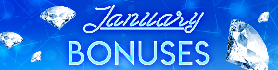 4 Match Bonuses Valid 4 Days!